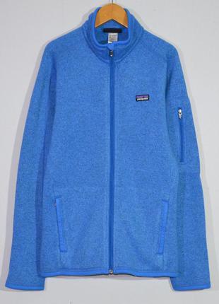 Кофта patagonia ladies zip jumper