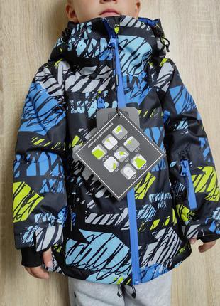 Зммняя лыжная термо куртка jast play