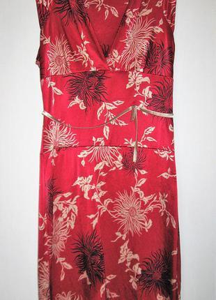 Элегантное вечернее платье в восточном стиле