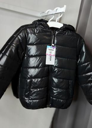 Демисезонная куртка marakas на мальчика от 2 до 6 лет