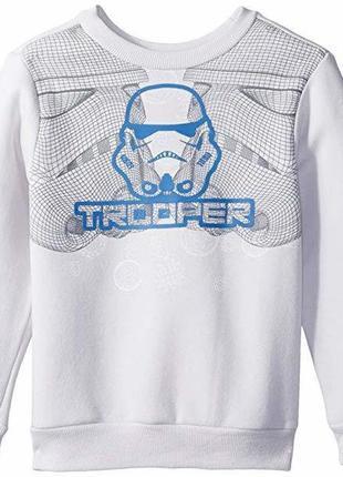 Кофта свитшот свитер star wars на мальчика 4 года