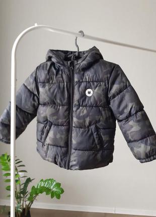 Куртка mango 2-3 демі