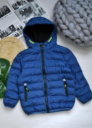 Куртка стеганая tu 3-4года