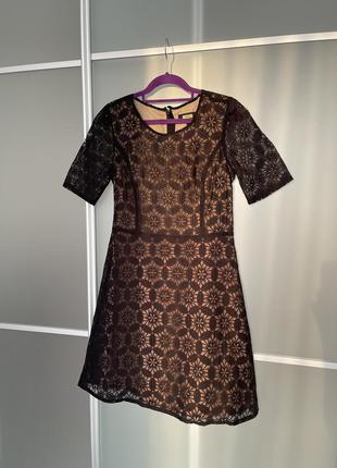Шикарное платье next