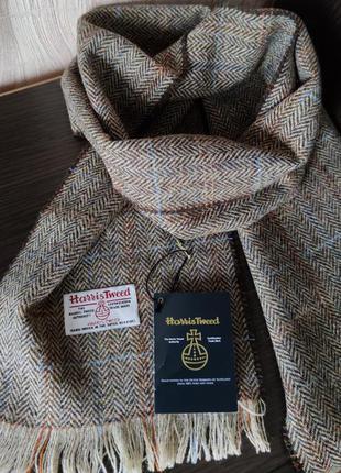 Брендовий чоловічий шарф.