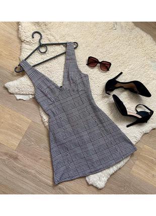 Стильное платье - сарафан от topshop