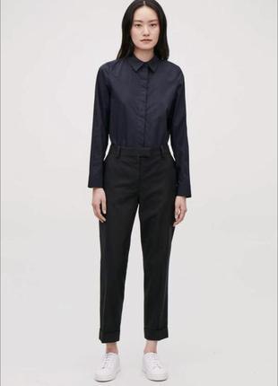 Шерстяні брюки cos