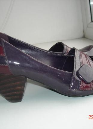 Туфли clarks, 25,5 см