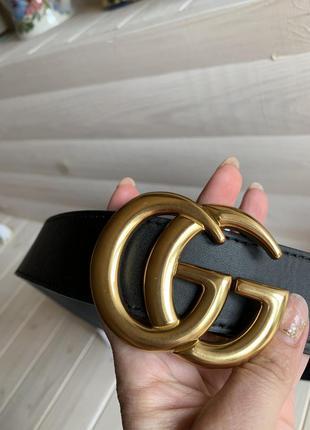 Gucci ремень оригинал  обмен