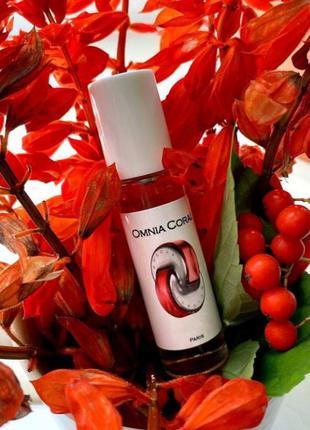 ♥️масляные духи омния корал,парфюмерия, парфуми