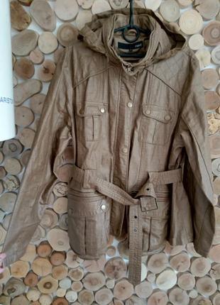 Куртка лен 20 р новая
