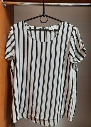 Новая футболка-блузка
