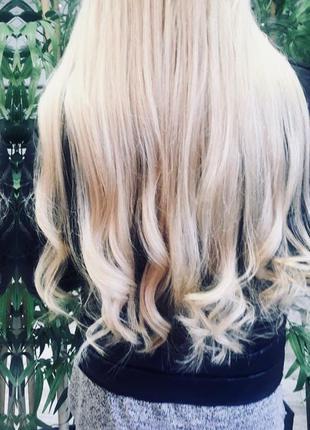 Натуральные волосы, не одноразовые