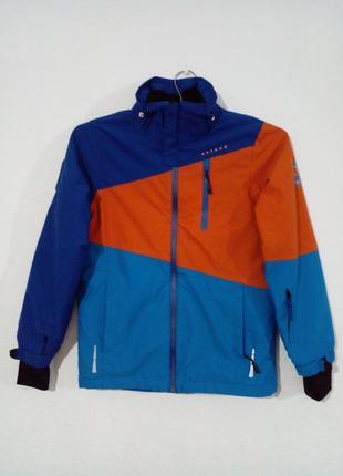 Демісезонна тепла спортивна куртка extend  recco