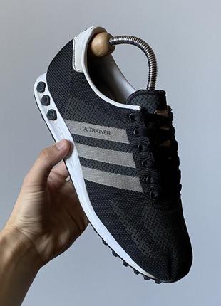 Оригинальные крутые кроссовки adidas l.a trainer