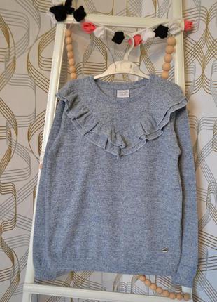 Мягкая кофточка-свитерок brezze на девочку 8  лет