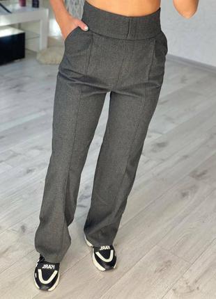 Женские брюки, нарядные брюки, классические брюки, брюки палаццо