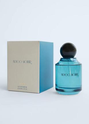 Распив парфюмированная вода indigo mohair от zara