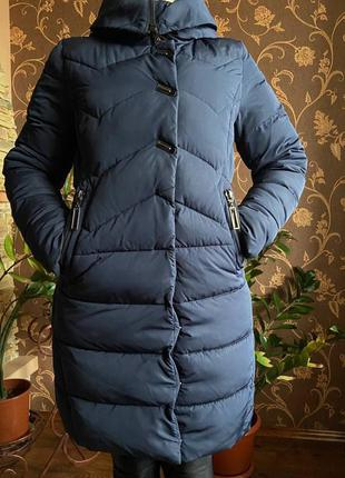 Пуховик, женская зимняя курточка, зимнее пальто