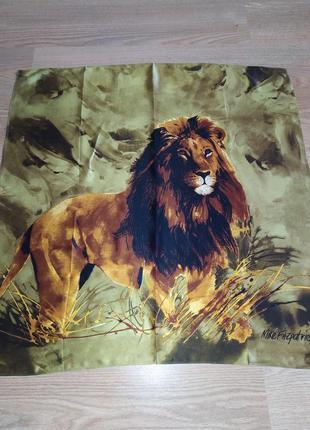 Mike fitzpatrick лимитированная серия шелковый платок