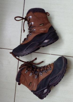 Зимние термо ботинки 34 размер