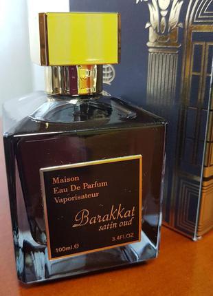 Fragrance world barakkat satin oud