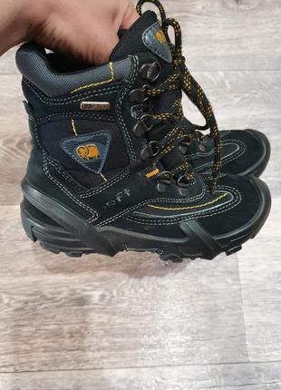 Термо-ботинки на мембране.
