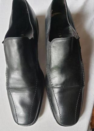 Италия!  varese - фирменные кожаные туфли ручная работа! 46 р.