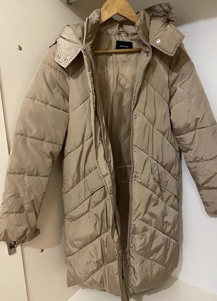 Стьогане пальто reserved