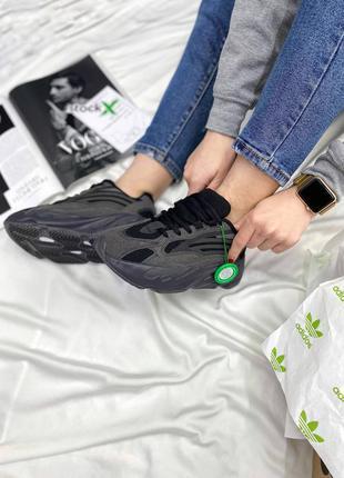 Стильные четные кроссовки унисекс адидас изи 700