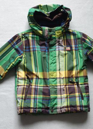 Лижна куртка р.116-128
