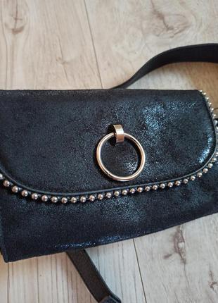 Primark брендовая сумка женская на пояс.