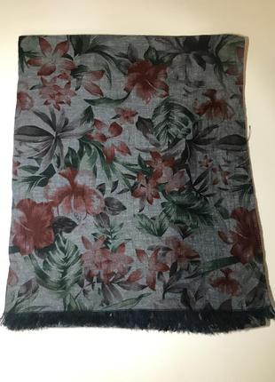 Стильный шарф 170х60