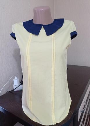 Рубашка блуза на учебу/универ