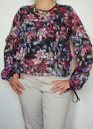 Нарядкая женская блуза/кофта  ginatricot 36