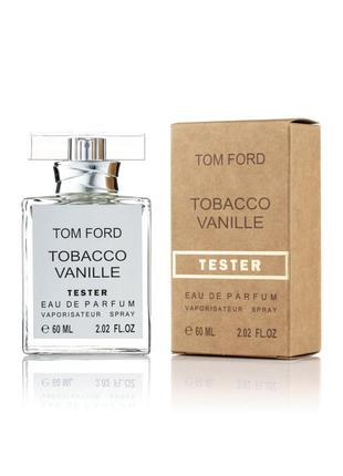 Парфюмированная вода тестер tom ford tobacco vanille