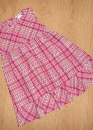 Платье, сарафан h&m, катон, 12-18 мес. 80-86 см, оригинал