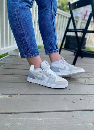 Nike air jordan retro 1 кроссовки найк аир джордан наложенный платёж купить