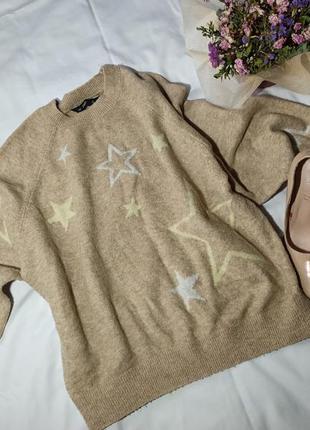 Свитер свитерок в звездах обмен