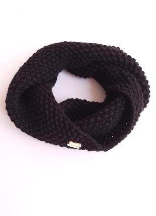 Хомут снуд вязанный шарф handmade