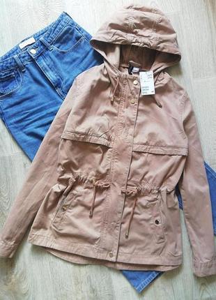 Куртка пудрового цвета, курточка, ветровка, парка, пиджак, жакет