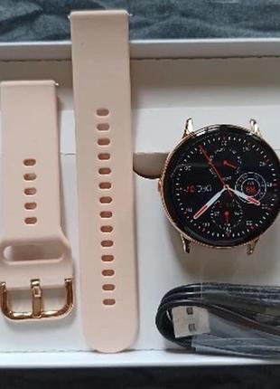 Smartwatch dt88 pro смарт часы фитнес трекер умные часы шагомер тонометр пульсометр