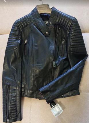 Косуха, шкіряна куртка
