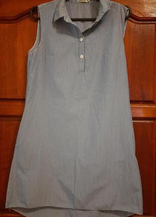 Сарафан, платье-рубашка
