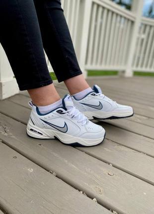 Nike air monarch reflective  кроссовки найк наложенный платёж купить