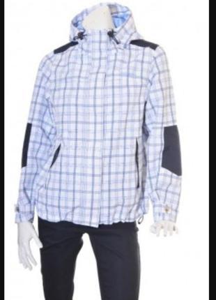 Куртка ветровка мужская jean paul norway m