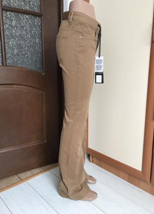Итальянские клешные джинсы chiara alba
