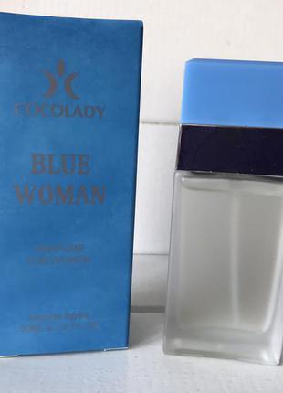 Cocolady blue woman edp 30 ml