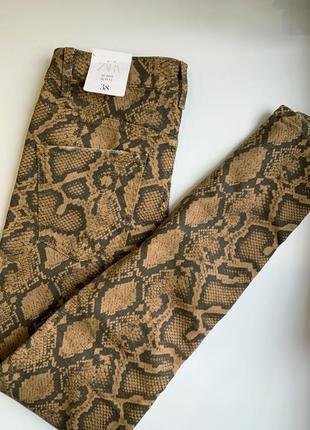 Очень стильные джинсы zara