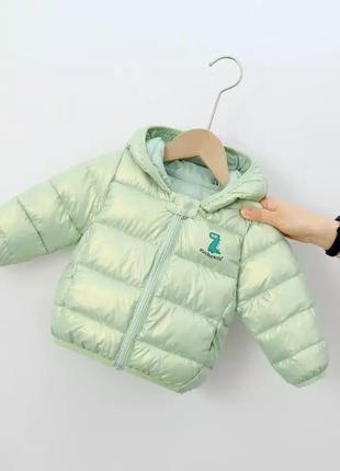 80 90 100 детская деми куртка на мальчика девочку осіння демі куртка дитяча на дівчинку хлопчика